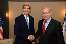 Kerry e Netanyau