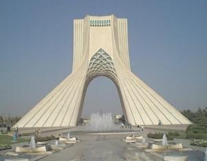 La Tour Shayad a Teheran