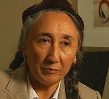 Rebiya Kadeer, leader degli uiguri in esilio