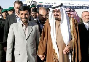 Ahamdinejad e Re Abdullah