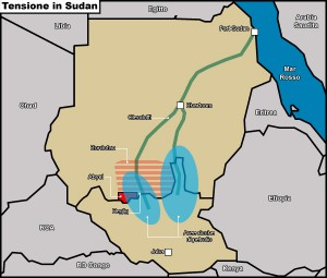 Sud-Sudan_mappa