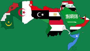 Gli stati appartenenti alla Lega Araba