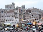 Il centro storico dela capitale Sana'a