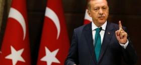 Il presidente della Turchia Erdogan