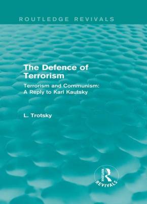 'The defence of terrorism', scritto nel 1920