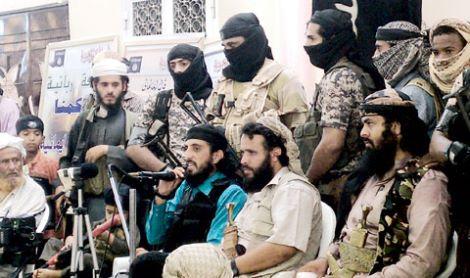 Jihadisti di Ansar-al-Sharia