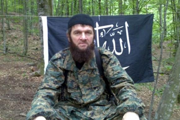 Doku Umarov (Foto Ria Novosti)