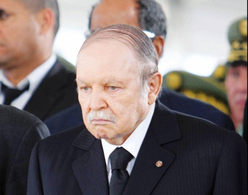 Il Presidente Bouteflika
