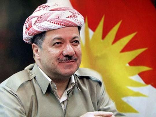 Massoud Barzani, Presidente del KRG (Kurdistan Regional Government)