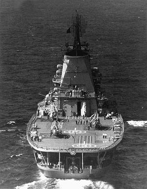 """L'incrociatore russo """"Moskva"""""""