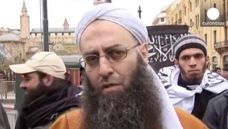 Lo Sceicco Ahmad al-Assir (Fonte: Euronews)
