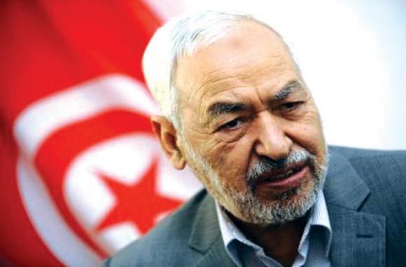 Rachid Ghannouchi, il leader di Ennahda