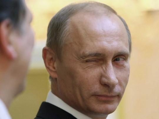 Putin, lo 'zar' delle 'Russie'.