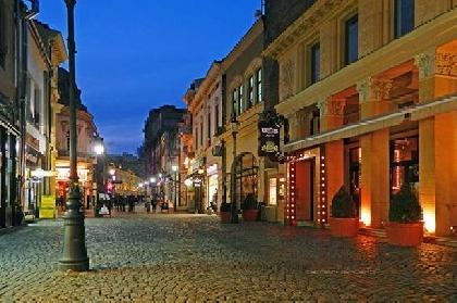 Il Centro storico di Bucarest