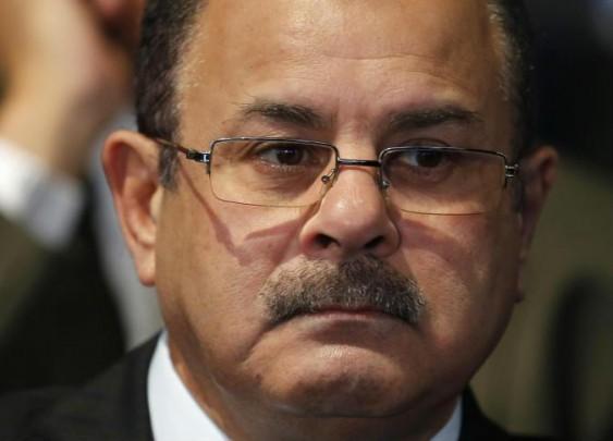 Magdy Mohamed Abdel Ghaffar , il Ministro degli Interni egiziano