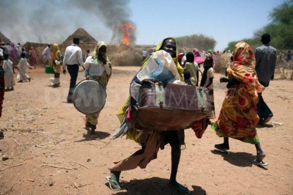 Le violenze nel Darfur