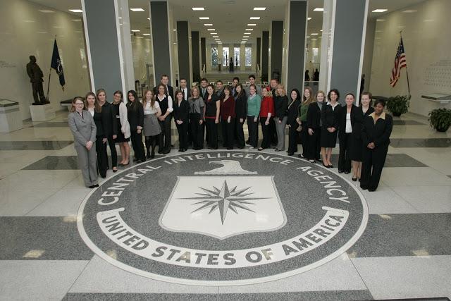 La sede della CIA a Washington