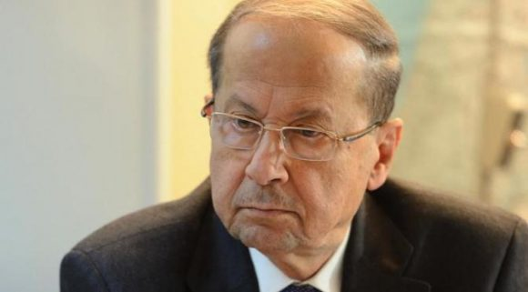 Michel Aoun oggi 31 ottobre 2016 eletto Presidente del LIbano