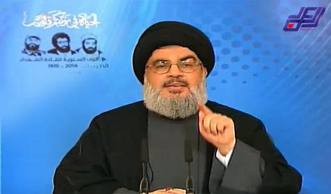 Sayyed Hossein Nasrallah, leader di Hez'bollah