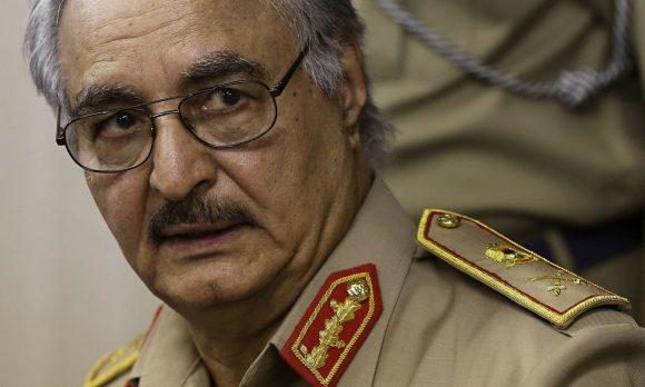 Il generale Khalifa Aftar