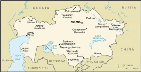 Il Kazakistan