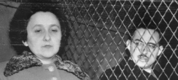 Ethel e Julius Rosenberg, protagonisti in USA della vera storia di spionaggio 'Venona'.