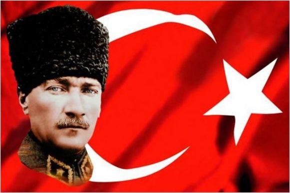 Mustafa Kemal Ataturk, fondatore della repubblica laica di Turchia.