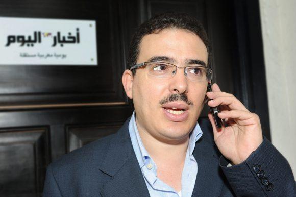Il giornalista tunisino Taoufik Bouachrine