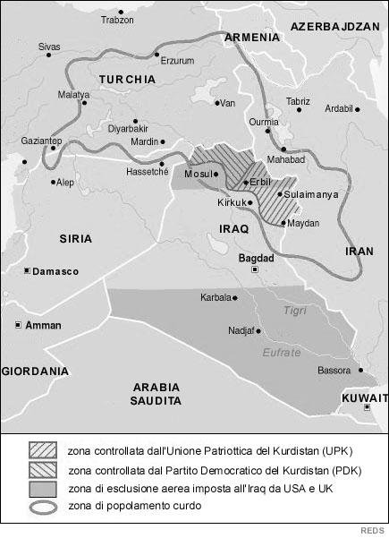 Il Kurdistan