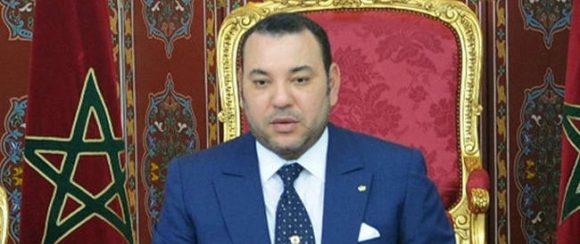 Re Mohammad IV del Marocco