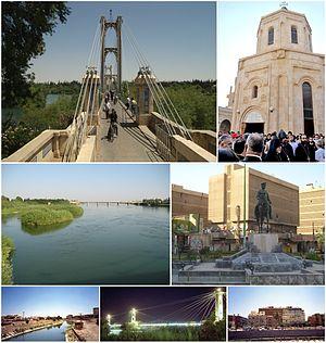 Deir al Zor...come era...(Fonte: Wikipedia)