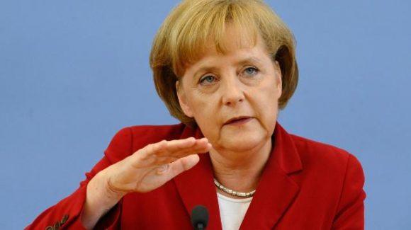 La Cancelleria Angela Merkel