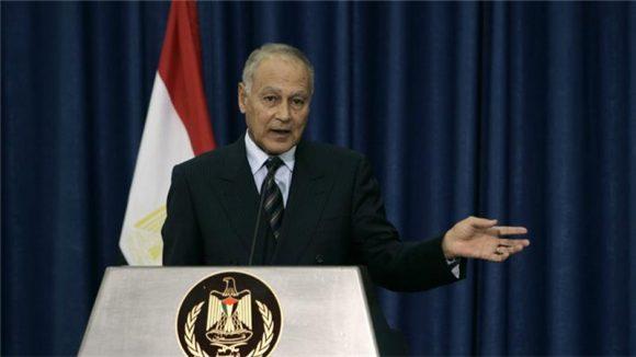 Ahmed Aboul Gheit, presidente della Lega Araba