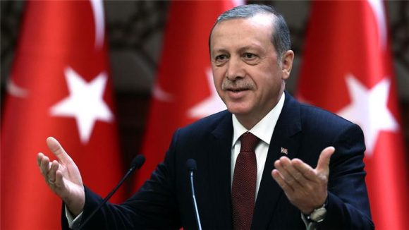 Erdogan...il nuovo Sultano della Turchia