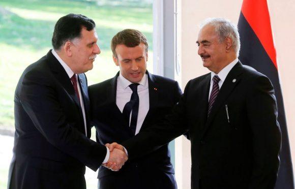 L'incontro diplomatico in Francia