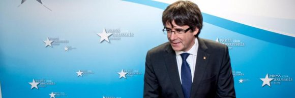 Puigdemont a Brussels