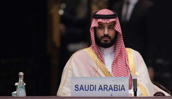 Il principe ereditario saudita Mohammad bin Salman