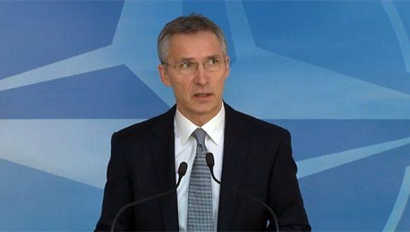 Il Segretario generale della Natp Jens Stoltenberg