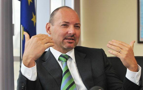 L'ambasciatore Roland Kobia