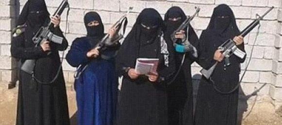 Donne e armi