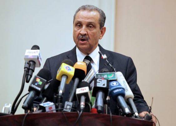 Choukri Ghanem, ex ministro libico del petrolio