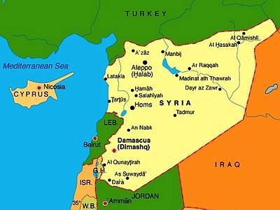 mappa-Siria
