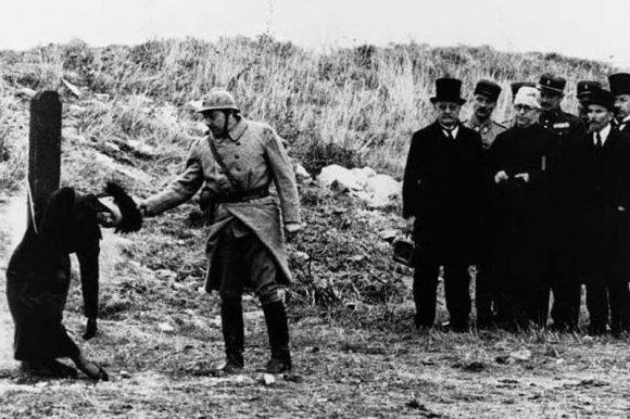 L'esecuzione di Mata Hari