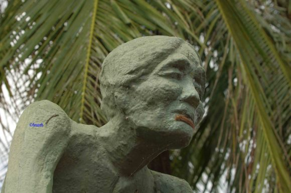 Vietnam My Lai, monumento alla 'madre' (photo ©firuzeh)