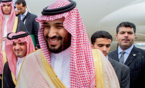 Mohammed bin Salman, principe ereditario dell'Arabia Saudita