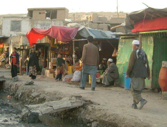 Mercato Kabul (photo© firuzeh)