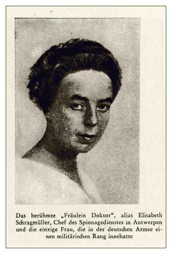 Fraulein Doktor: Elsbeth Schragmueller