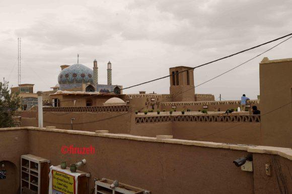 I tetti di Yazd (photo©firuzeh)