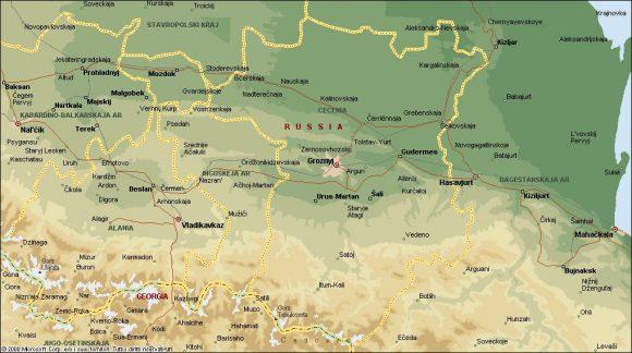 Cecenia e Inguscezia