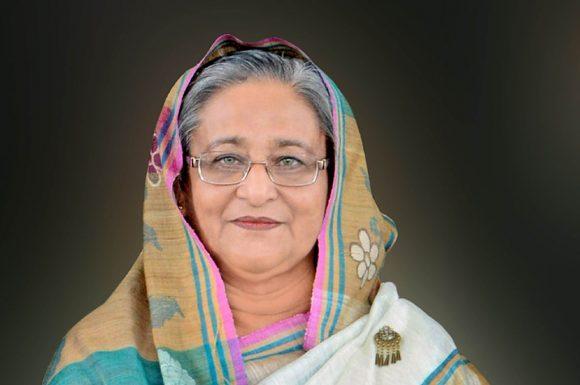 Il Primo Ministro del Bangladesh Sheik Hasina